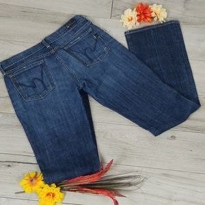 Citizens of Humanity Kelly Low Waist Bootcut Jeans